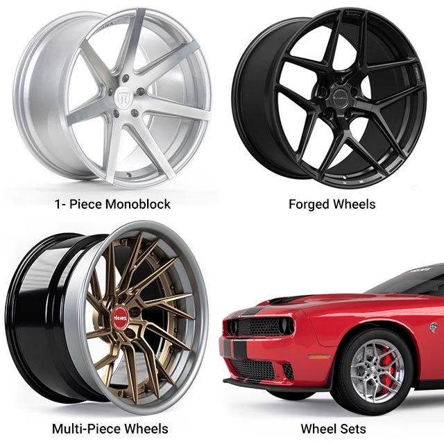 Vicrez Wheels at Vicrez.com
