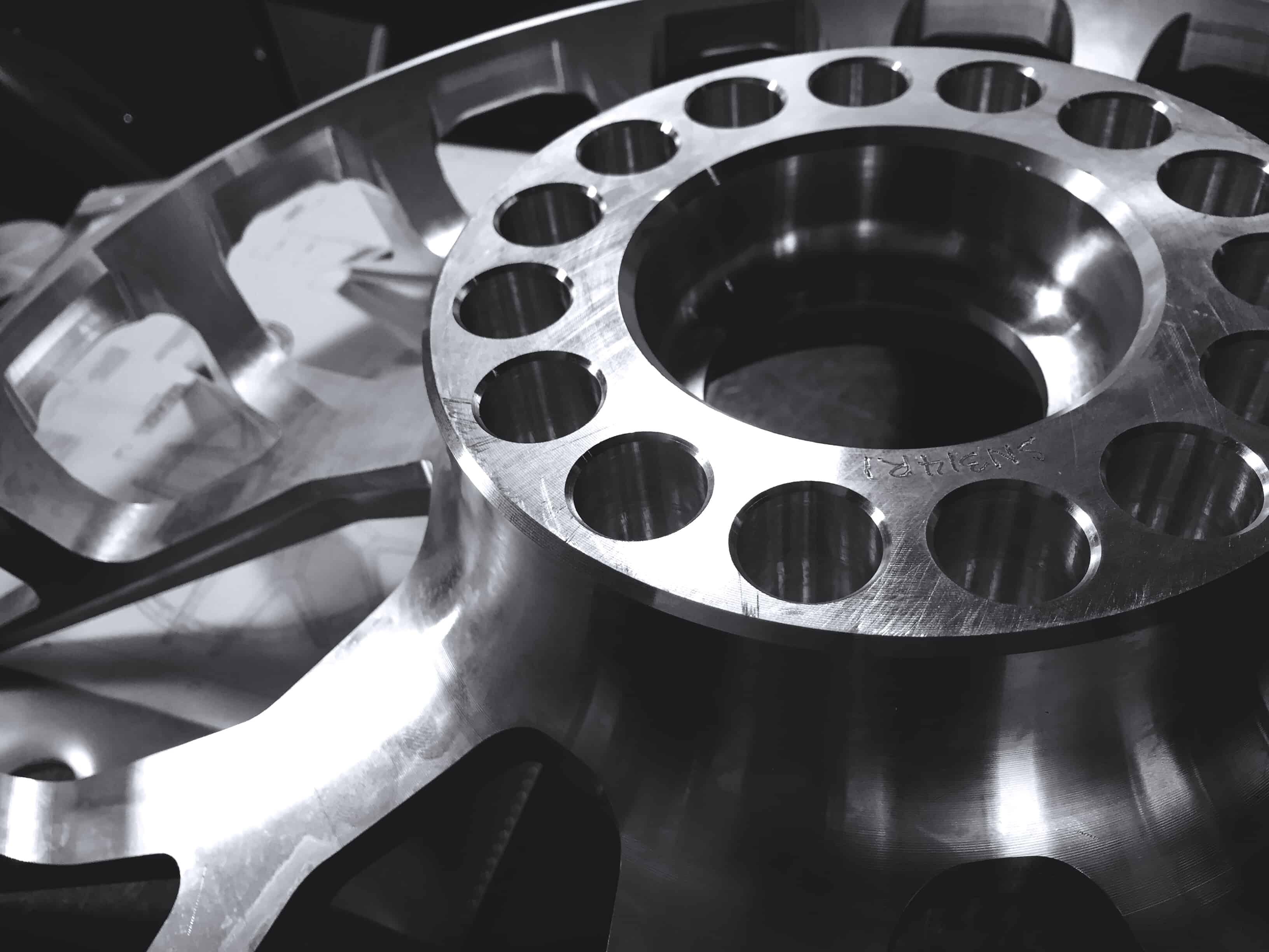 Brixton Forged Wheels Engineering