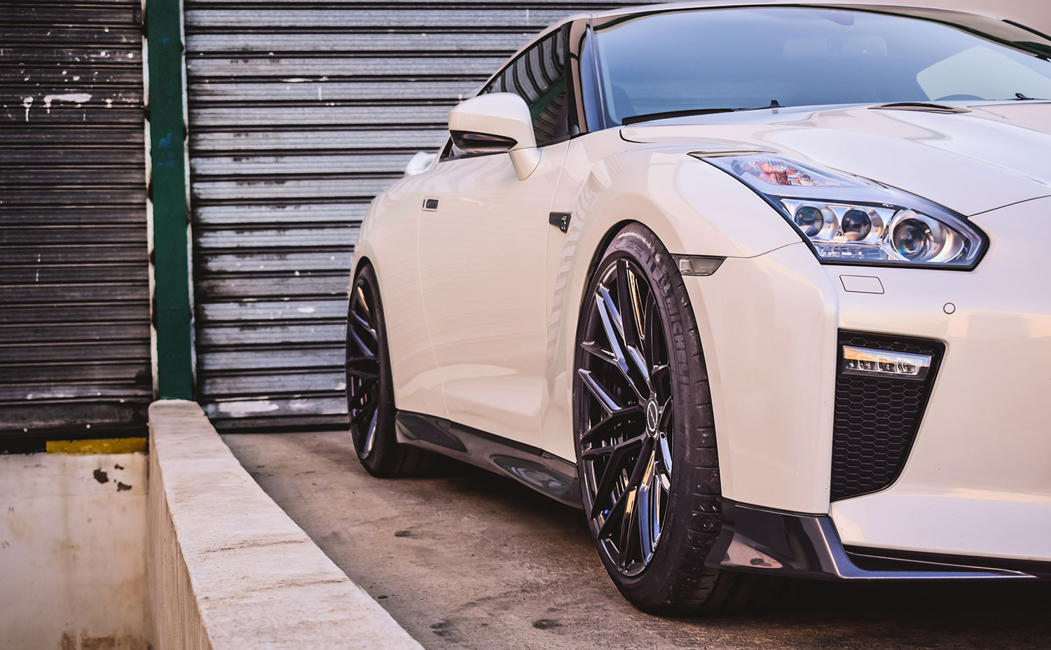 Brixton Forged CM10 for 2009-2018 Nissan GTR R35 Wheels Rims Set 20