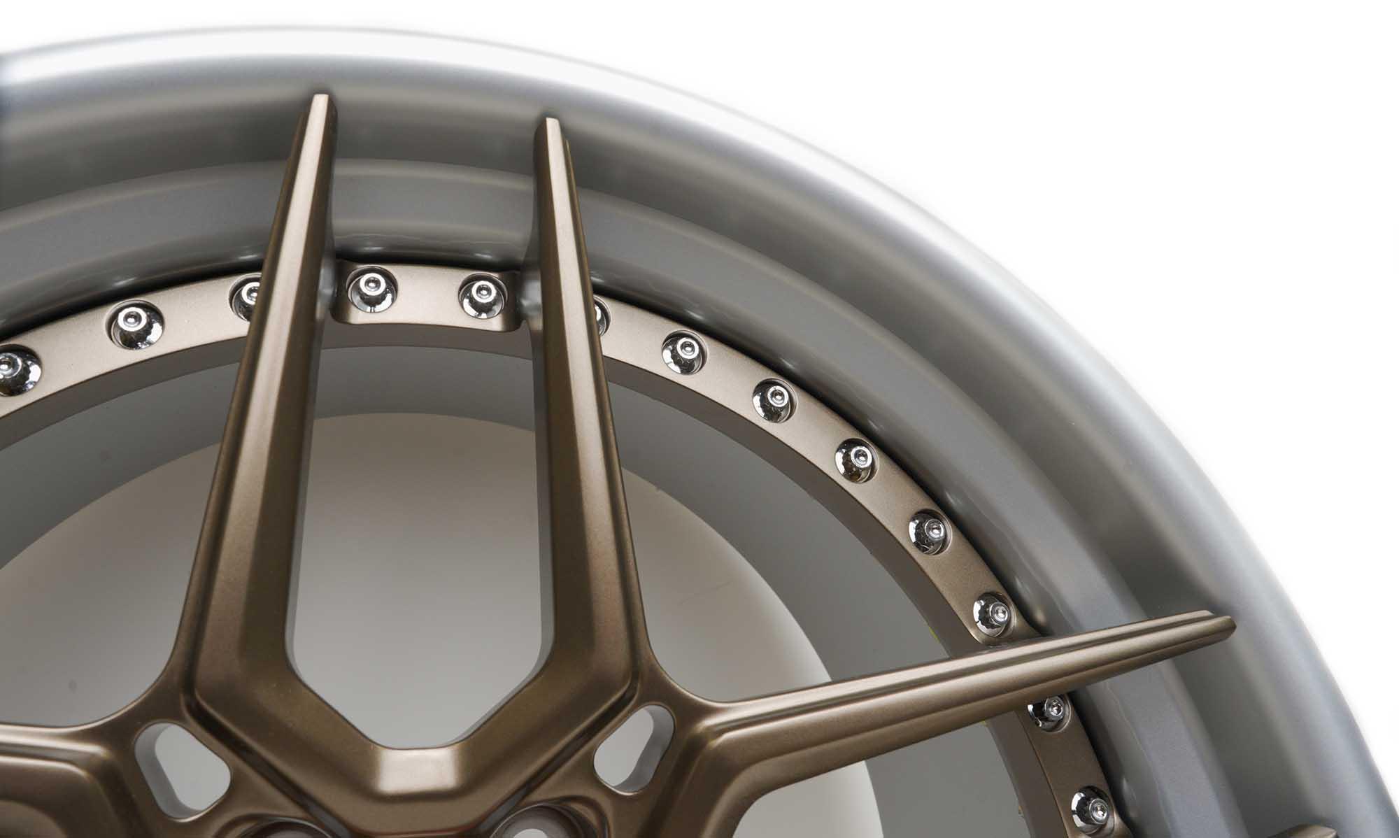 Vicrez VAF 3-Piece Forged Wheel vzw1018