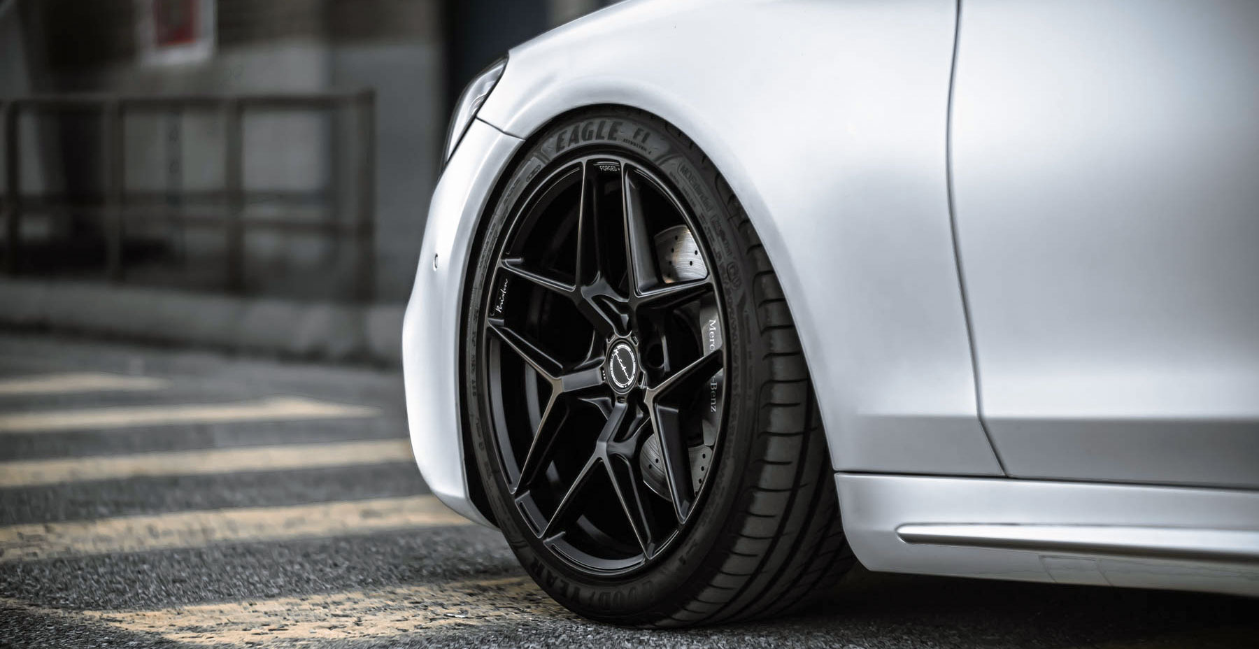 Brixton Forged RF7 for Mercedes S-Class (W222) Wheels Rims Set 22 vzn100189