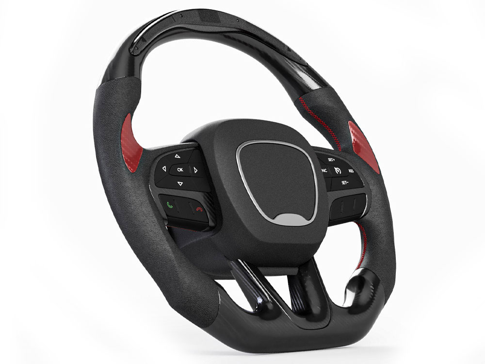 Install new Steering Wheel following Video Installation