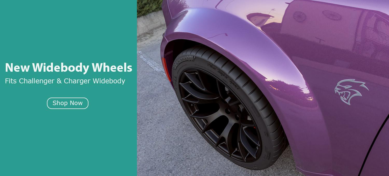 New Widebody Wheels
