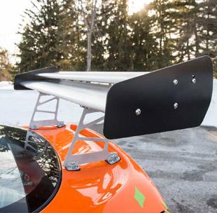Vicrez Aluminum Universal Rear Car Spoiler 55