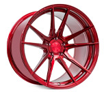 Rohana RFX2 Gloss Red Wheel