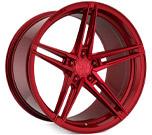 Rohana RFX15 Gloss Red Wheel Rim vzn100226