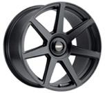 TSW Evo-T Matte Black Wheel vzn100618