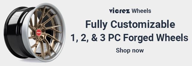 Vicrez Custom Forged Wheels