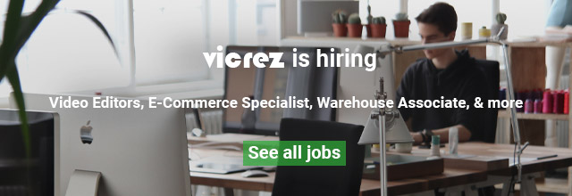 Vicrez is Hiring