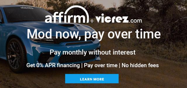 Vicrez.com + Affirm