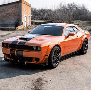 Unique mods for your Dodge Challenger
