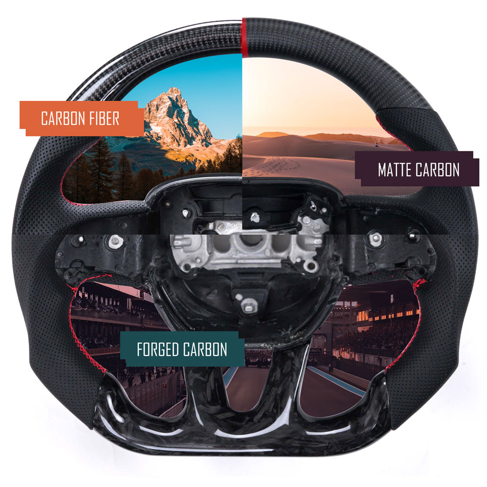 Vicrez Steering Wheel