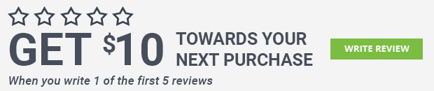 Get $10 - Write review at Vicrez.com
