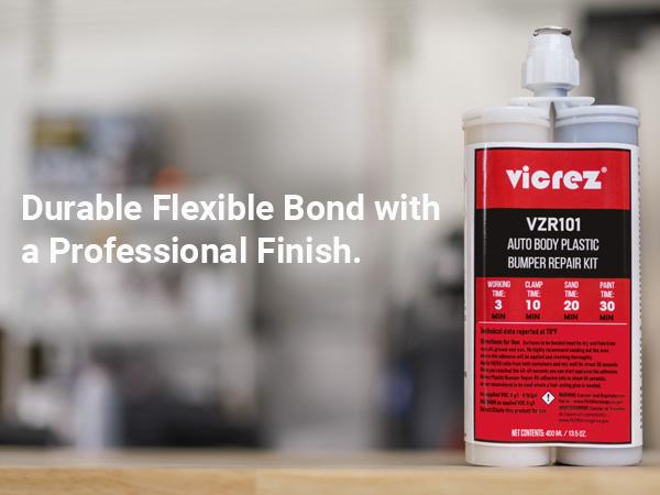 Vicrez vzr101 Auto Body Adhesive Plastic Bumper Repair
