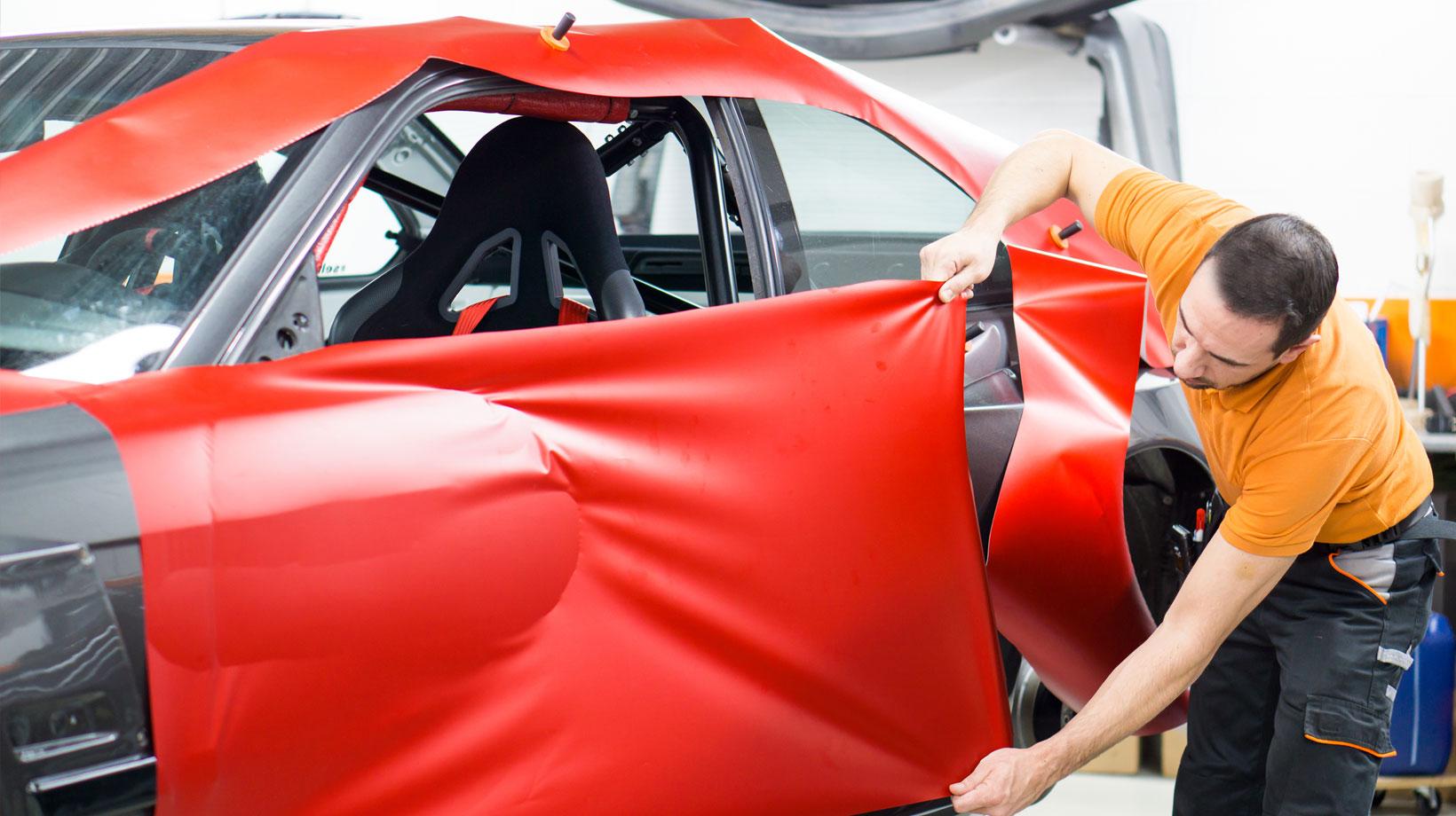 Vicrez Vinyl Protects your Vehicle