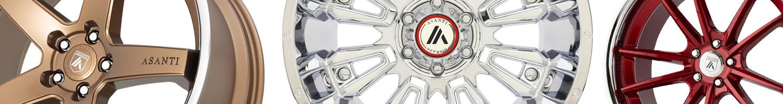 Asanti Wheels at Vicrez.com
