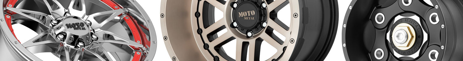 Moto Metal Wheels at Vicrez.com
