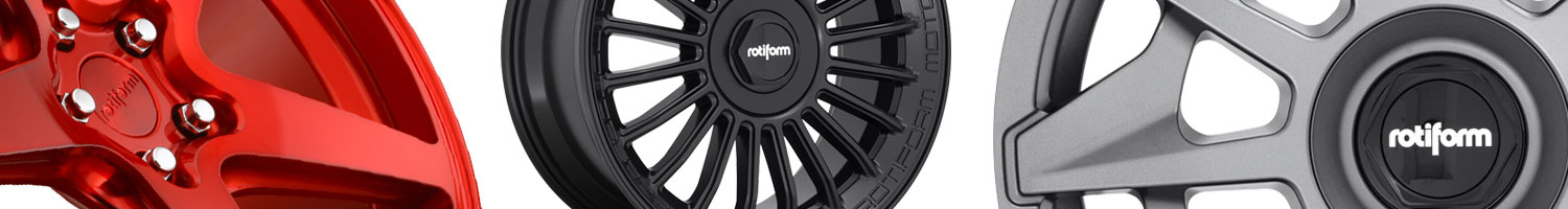 Rotiform Wheels at Vicrez.com
