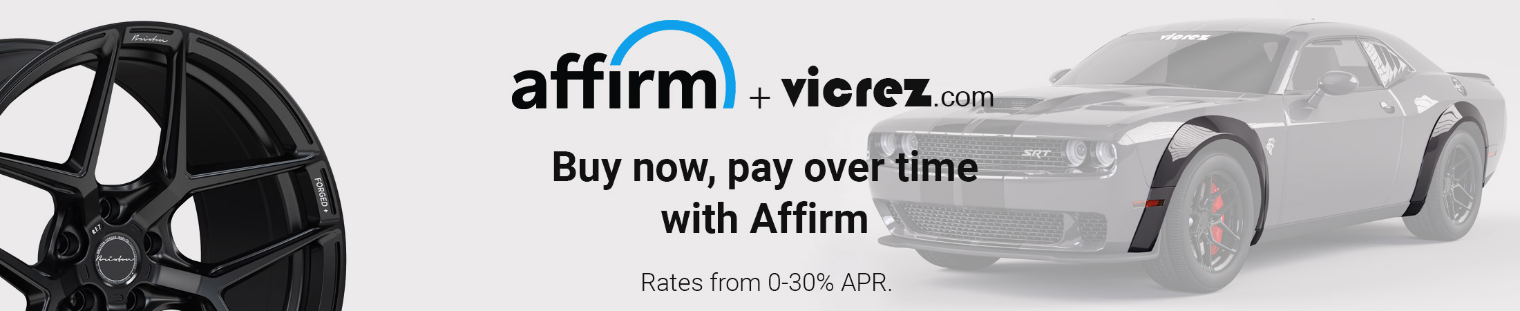 Affirm | Quick and Easy Easy Financing | Pay Later with Affirm: Vicrez.com