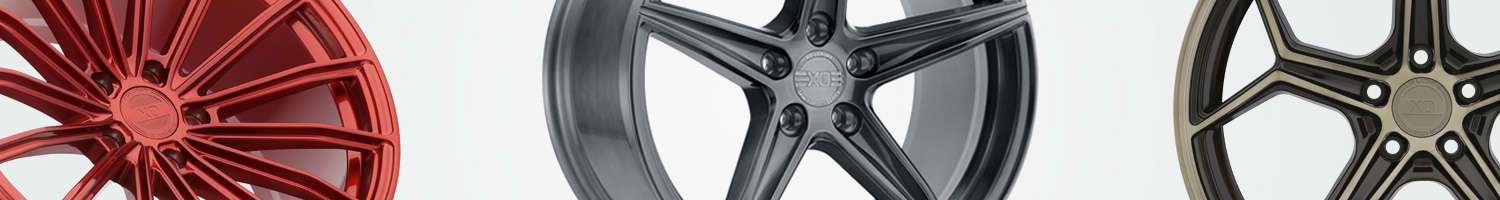 Xo Luxury Wheels at Vicrez.com
